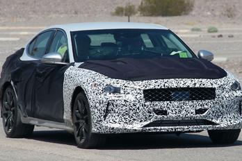 Kémfotókon a 3-as BMW új kihívója