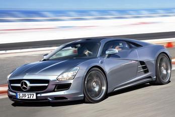 Utcai AMG sportkocsi készül F1-es motorral?