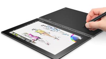 A Lenovo feltalálta a billentyűzet nélküli laptopot