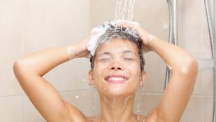 Segít leküzdeni a rossz hangulatot a reggeli hideg zuhany