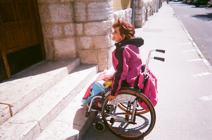 Túróczi Bálint: A kerekesszékesek lehetetlen élete