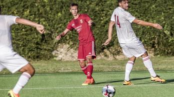 A Fradiból vett újabb magyar játékost Nikolics klubja