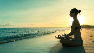A meditáció vagy vakáció a jobb?