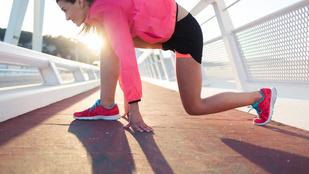 Kiegészítő gyakorlatok nélkül nem futás a futás