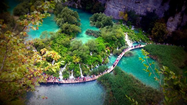 Miért pont most nézzem meg a Plitvicei tavakat?