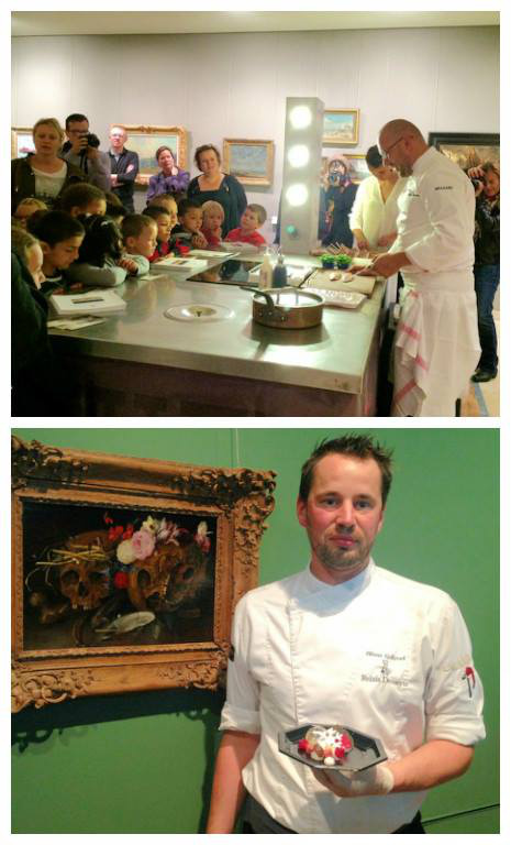 Mestermű és mestermű: így készítsen festményhez passzoló ételt