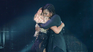 Egy csajos hétvége Beyoncéval és Michelle Obamával