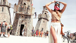 Instahíradó: Vajna Tímea a Mad Maxben képzeli magát