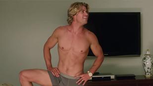 Instahíradó: Chris Hemsworth is volt egyszer pici, de még milyen pici