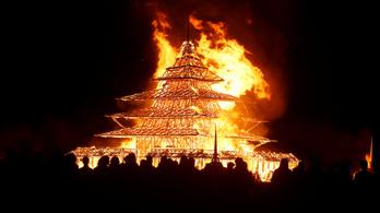 Lázadás tört ki a Burning Man fesztiválon
