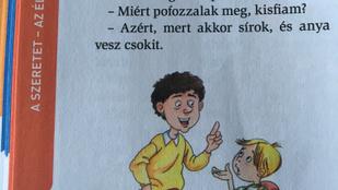 Rémes viccek a harmadikos könyvben