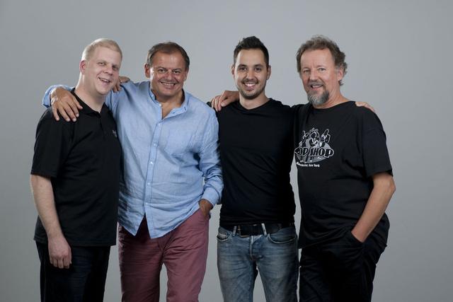 Binder Károly Quartet