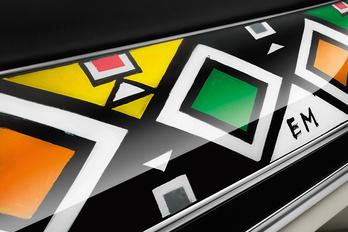 Egyedi műalkotás 7-es BMW-ből