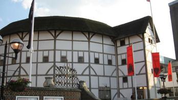 Online közvetítik a londoni Shakespeare's Globe színház előadását