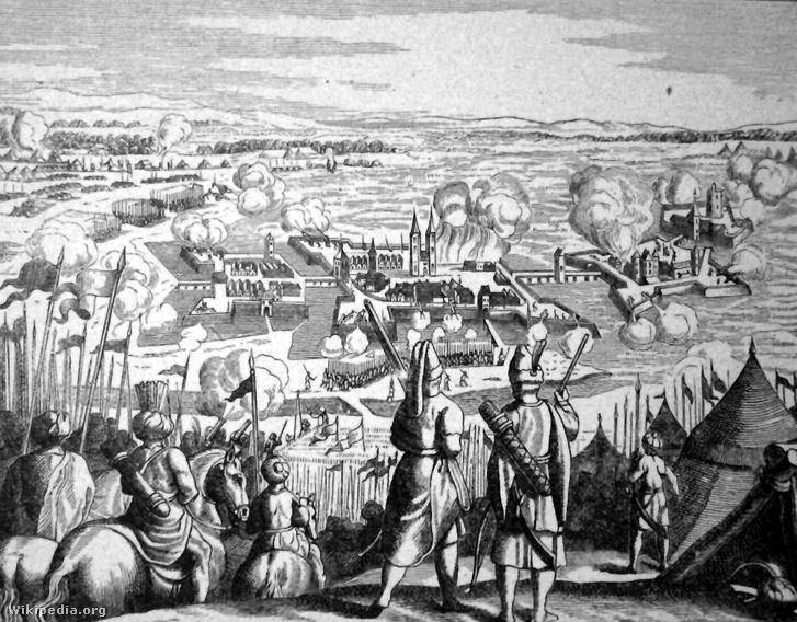 Szigetvár a 16. században