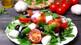 4+1 egészséges étrend a világ öt pontjáról