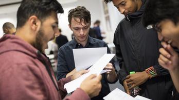 Eltüntetik a neveket a brit egyetemi felvételikről