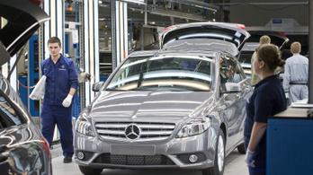 Közel 600 milliárd forintból fejleszt itthon a Mercedes-Benz