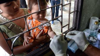 Működik a malária elleni új gyógyszer
