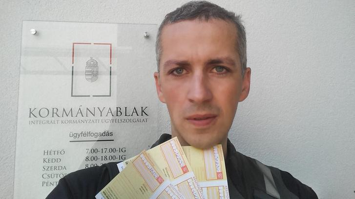 Három napon át nyomkodtam a magyar hivatali kilincseket. Megérte, bár jó drága volt