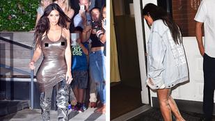 Oké, Kim Kardashian tényleg megőrült