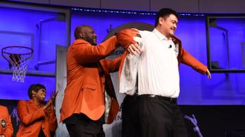 Shaq segített, röhögésbe fulladt az NBA-ünnepség