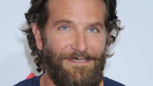 Így áll Bradley Coopernek a szakáll