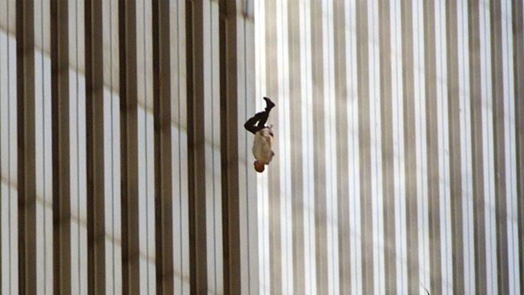Névtelen sír lett 9/11 ikonikus fotója