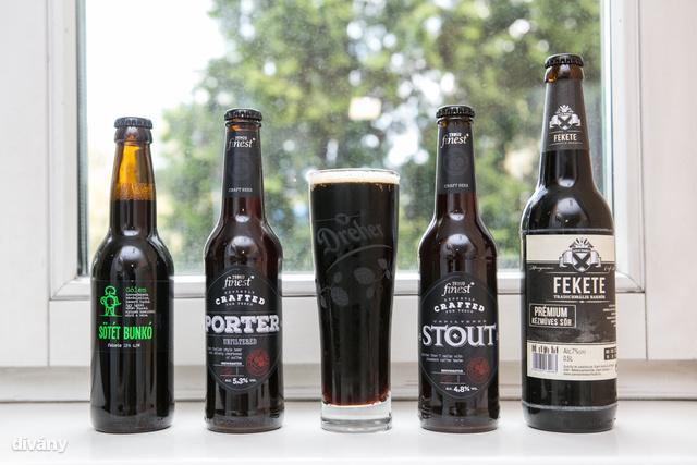 A barna sörös kategóriát a Sötét Bunkó nyerte.