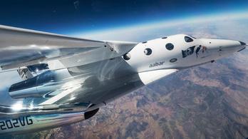 Újra repült a SpaceShipTwo