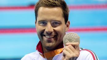 Megvan a negyedik magyar érem a paralimpián