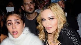 Madonna a lánya mellett valami mást is megmutatott New Yorknak