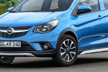 Terepesítették az Opel kisautót