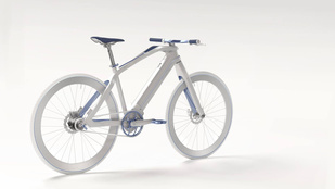 Ilyen egy bringa, ha a Pininfarina tervezi