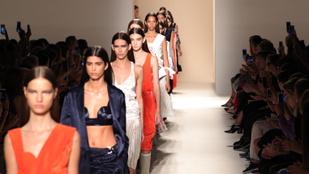 Az Instagram szerint nem koplalnak Victoria Beckham modelljei