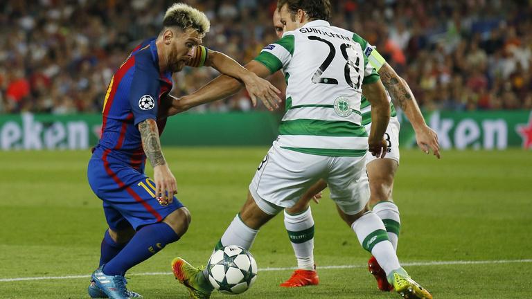Kabarét csinált a BL-nyitónapból a Barca és a Bayern