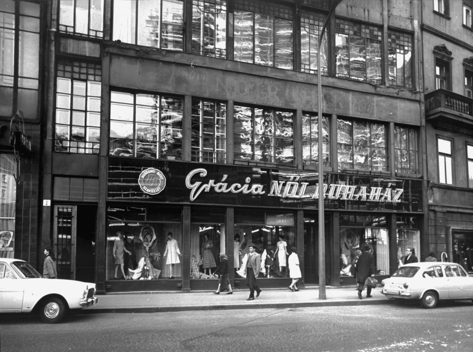 60-as évek divatja - szocialista luxus