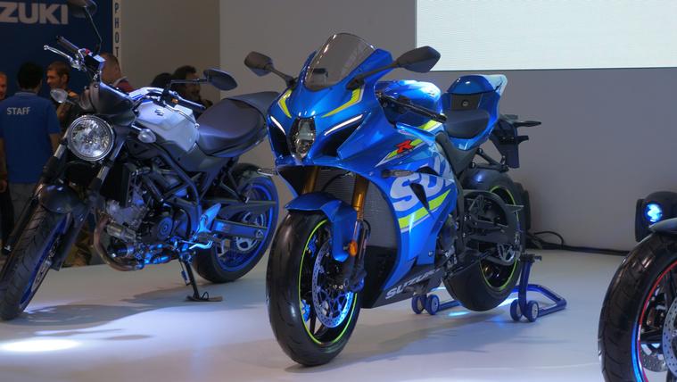 GSX-R1000 Concept - 2015.