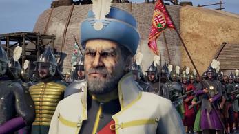 Szigetvár ostromát is lemodellezték egy videojátékkal