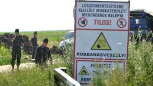 Nem hibáztak a Hortobágyon meghalt tűzszerészek