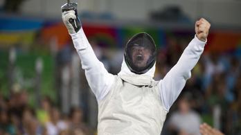 Osváth Richárd második ezüstjét nyerte a paralimpián