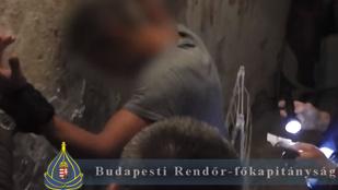 Elkapták az egyik Boráros-téri banditát