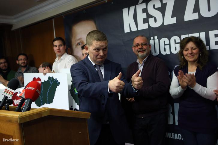 Kész Zoltán nyerte meg a veszprémi időközi választást, a baloldal által támogatott független jelölt 9 százalékot vert a fideszes Némedi Lajosra 2015. február 22-én.