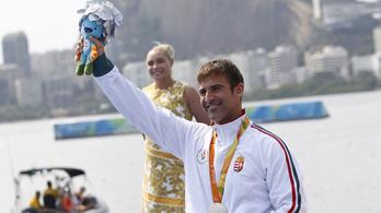 Suba Róbert ezüstérmes a paralimpián