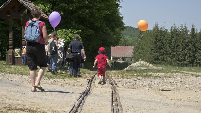 A gőzös Gemencre látogat – kisvasúti nap lesz az ártérben