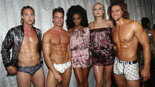 Gwen Stefani erotikus fehérneműs céggel állt össze