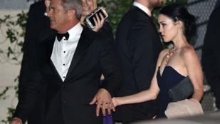 Úton van Mel Gibson kilencedik gyermeke