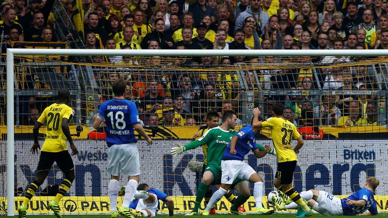 Nikolicsék után Kleinheislerék is hatot kaptak a Dortmundtól