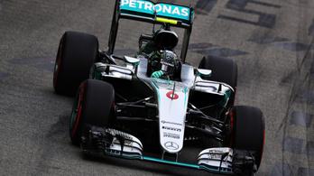 Rosberg futamgyőzelemmel ünnepelte 200. F1-versenyét