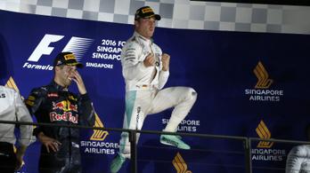Ricciardo túl gyors volt, ezért nem nyerhetett